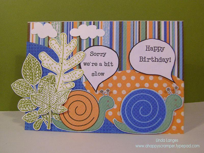 Snails Card