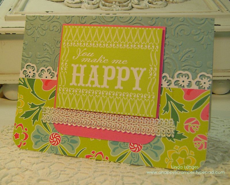 DeLovely June 29 Happy Card