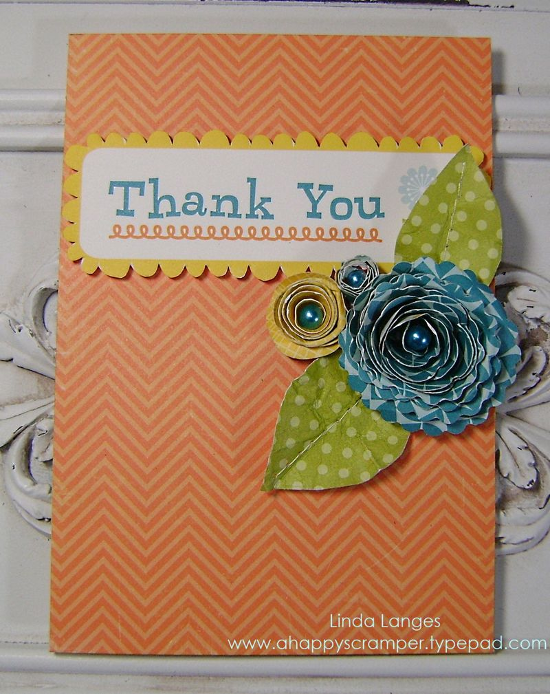 EP Thank You Card main